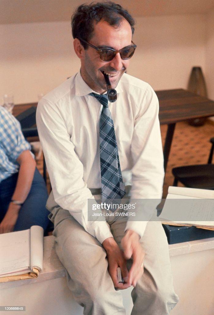 In Profile: Jean-Luc Godard