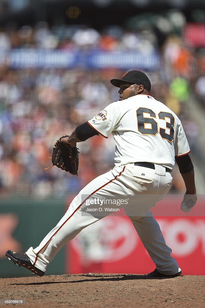 Pittsburgh Pirates v San Francisco Giants : News Photo