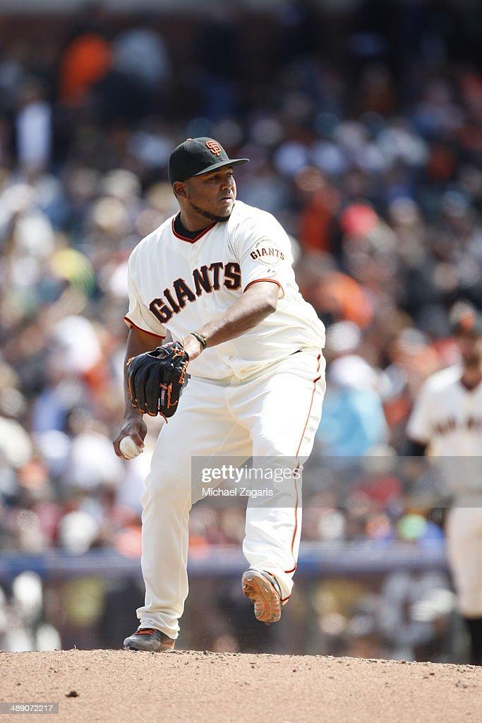 Cleveland Indians v San Francisco Giants : News Photo