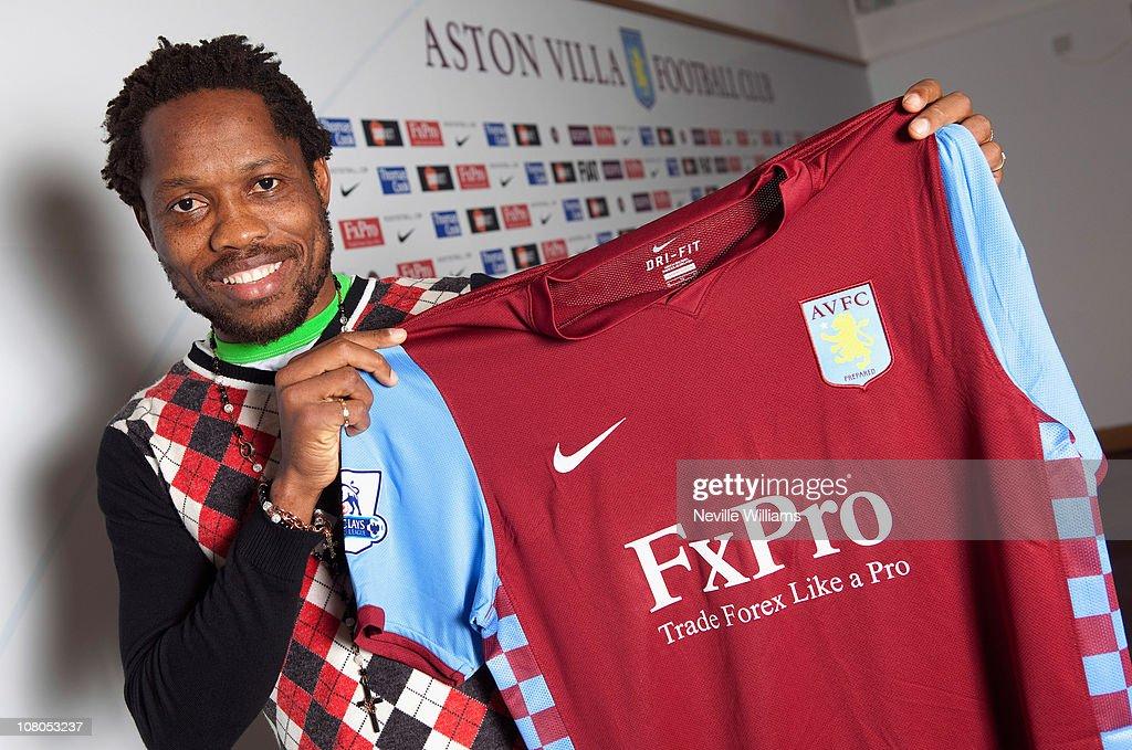 Aston Villa New Signing
