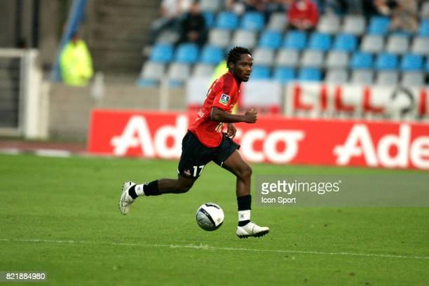 Jean Makoun Lille / Rennes 1ere journee de Ligue 1 Stadium Villeneuve d'ascq