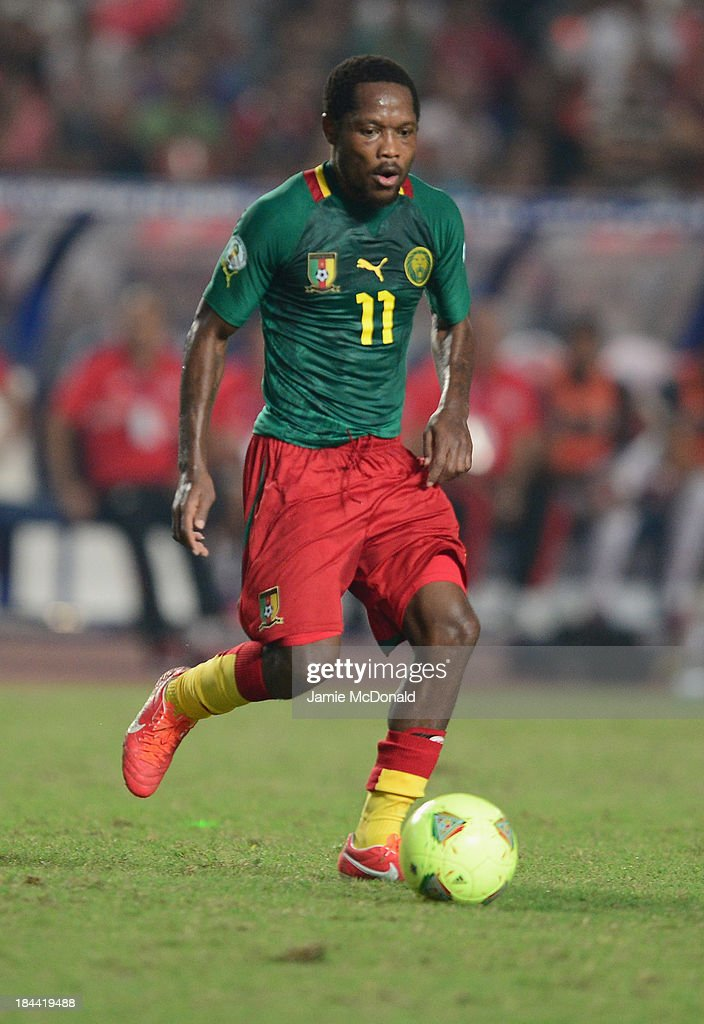 Tunisia v Cameroon - FIFA 2014 World Cup Qualifier