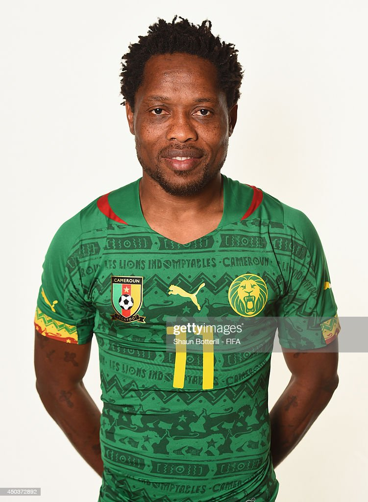 Cameroon Portraits - 2014 FIFA World Cup Brazil
