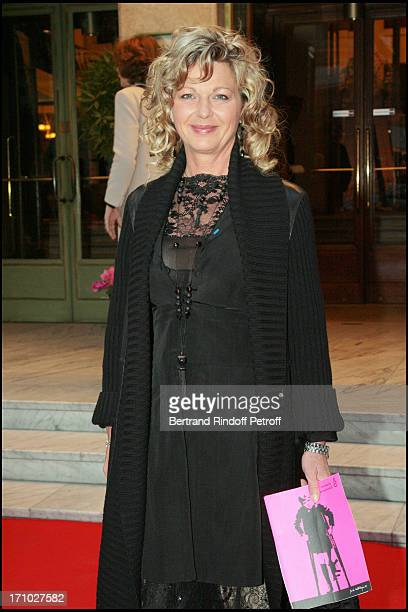 Jean Manson Gala 'Musique Contre L'Oubli' of international Amnesty at the Champs Elysees theater led by Alexandra Vandernoot