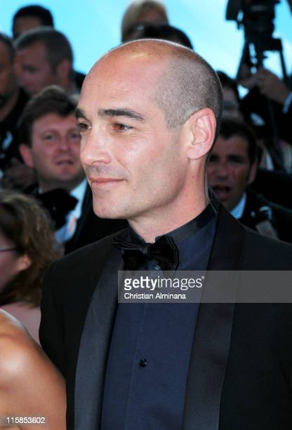 Jean Marc Barr during 2004 Cannes Film Festival The Ladykillers Premiere at Palais Du Festival in Cannes France