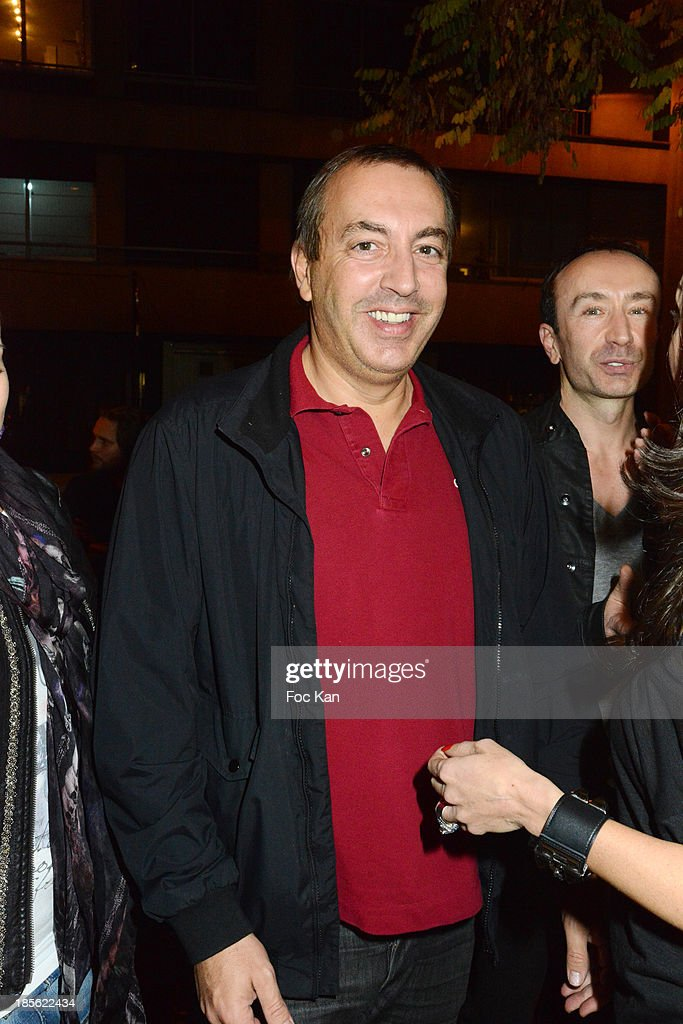 Jean Marc Morandini attends the 'Renoma 50th Anniversary' at Renoma Store Rue de La Pompe on October 22, 2013 in Paris, France.