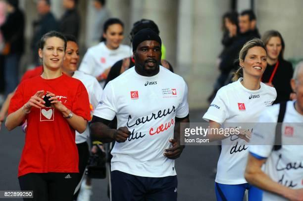 Jean Marc MORMECK Marathon de Paris 2010