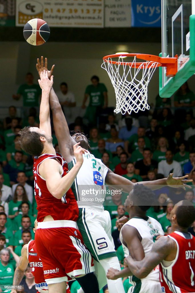 Nanterre v Strasbourg - Playoff Jeep Elite
