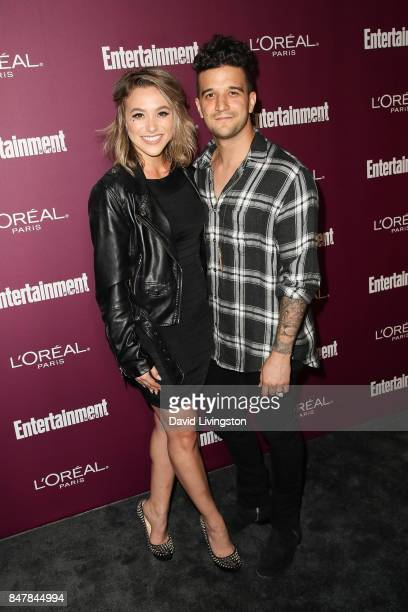 Jean Mark Ballas attend the Entertainment Weekly's 2017 PreEmmy Party at the Sunset Tower Hotel on September 15 2017 in West Hollywood California