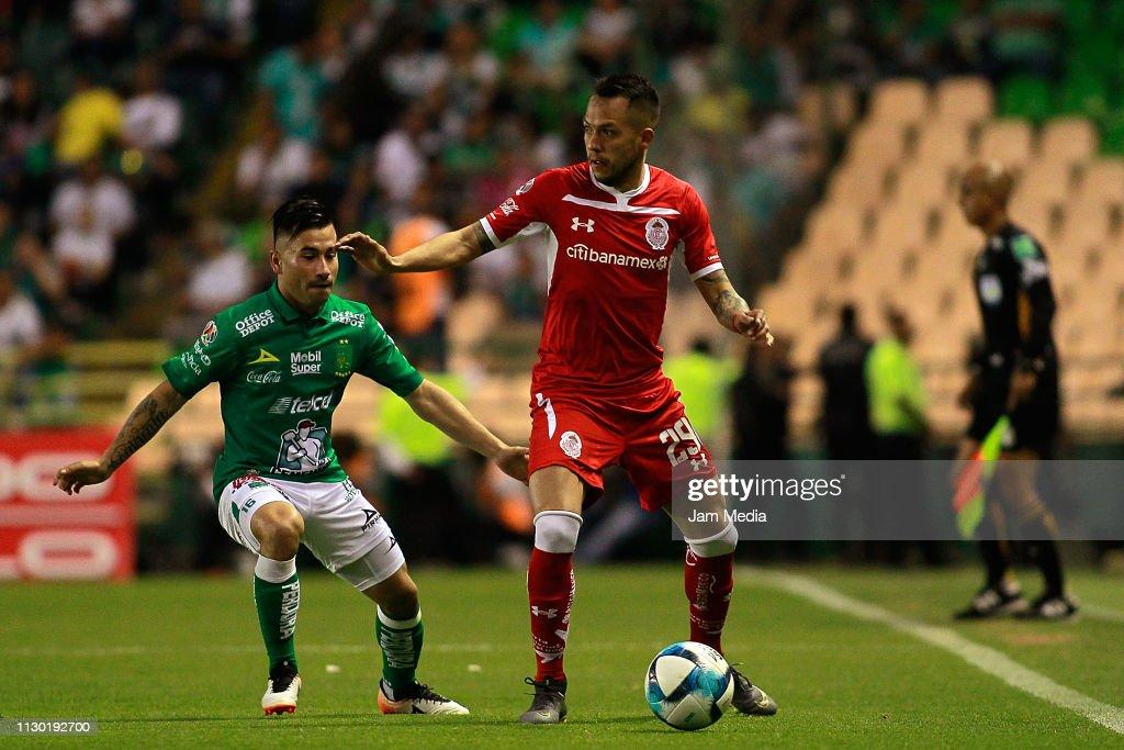MEX: Leon v Toluca - Torneo Clausura 2019 Liga MX