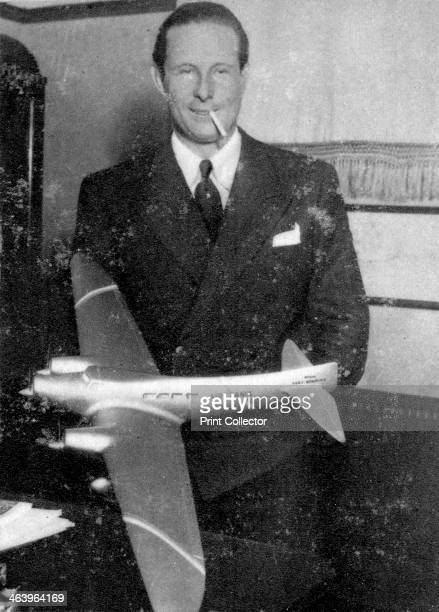 Jean Mermoz French pilot 1935 Mermoz was a pioneering airmail pilot flying between France and Africa and South America He disappeared over the sea...