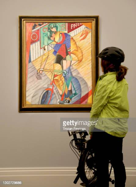 Jean Metzinger's 'Le cycliste' goes on view at Sotheby's The sale of the painting will take place on Tuesday 4th February as part of Sotheby's...