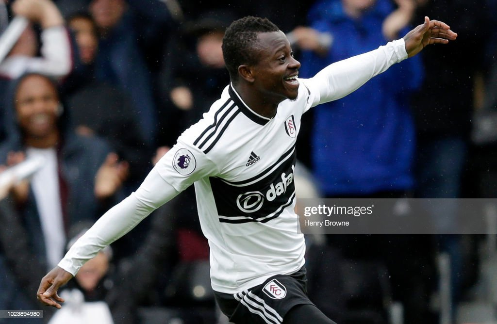 Fulham FC v Burnley FC - Premier League : News Photo