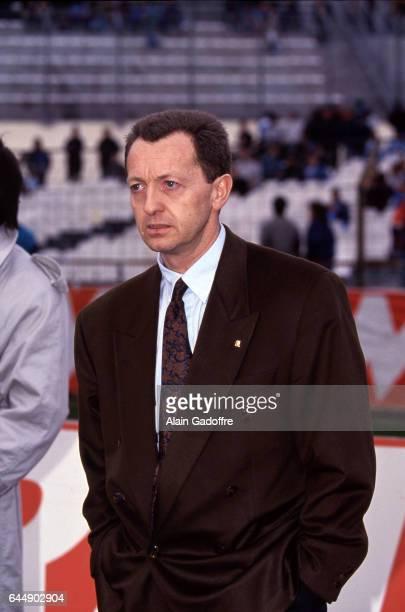 Jean Michel AULAS Marseille / Lyon Division 1 Photo Alain Gadoffre / Icon Sport