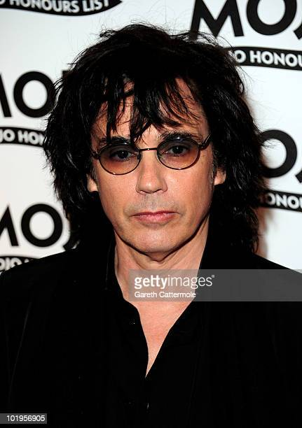 Jean Michel Jarre arrives at the Mojo Hounours List Awards at The Brewery on June 10 2010 in London England