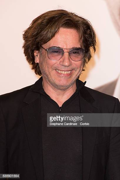 Jean Michel Jarre attends the Tribute to Jean Paul Belmondo and Opening Ceremony of the Fifth Lumiere Film Festival in Lyon