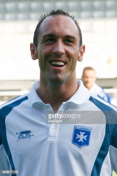 Jean Michel LESAGE Auxerre / Bordeaux 2eme journee de Ligue 1