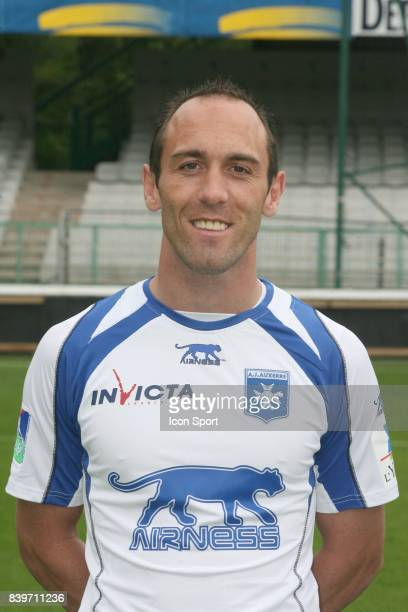 Jean Michel LESAGE Photo officielle d Auxerre
