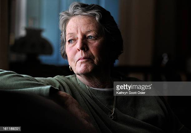 Jean Murphy spends an afternoon at her home in Broomfield CO on Monday Nov 7 where she lives with her husband and is often visited by her daughter...