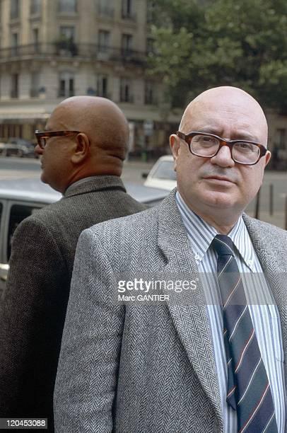 Jean Parvulesco in 1990