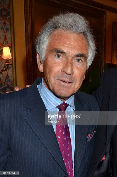 Jean Paul Enthoven attends the Procope Des Lumieres' Literary Awards First Edition at the Procope on January 30 2012 in Paris France