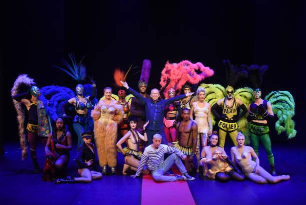 "GBR: Jean Paul Gaultier ""Fashion Freak Show"" UK Premiere - Photocall"