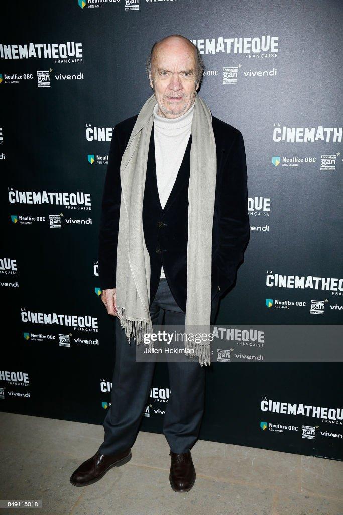 """""""Happy End"""" Paris Premiere At La Cinematheque"""