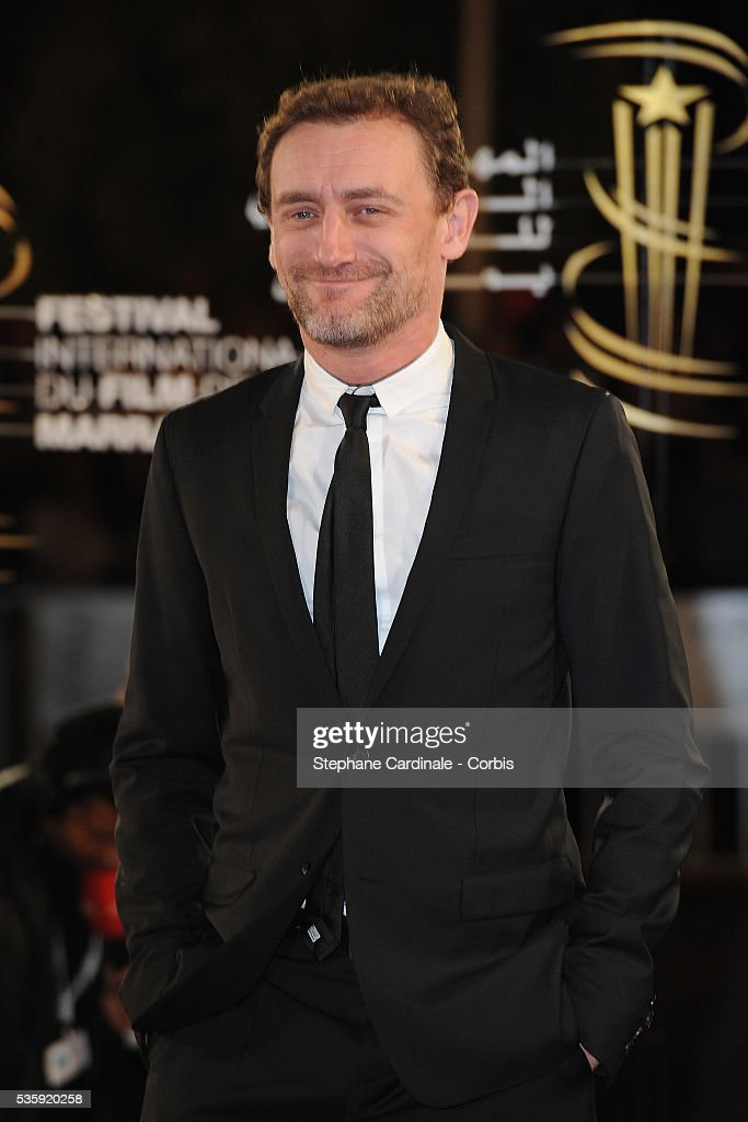 Jean Paul Rouve attends the Opening Ceremony of the Marrakech 10th Film Festival.