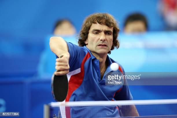 Jean Philippe ROBIN Tennis de Table Jeux Paralympiques de Pekin 2008