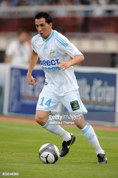 Jean Philippe SABO Marseille / Dinamo Bucarest Match amical Thonon les Bains