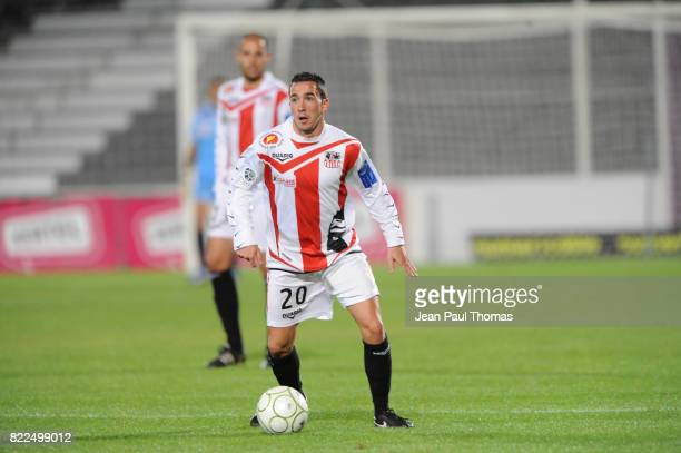 Jean Philippe SABO Istres / Ajaccio 11eme journee de Ligue 2 Stade Parsemain Istres