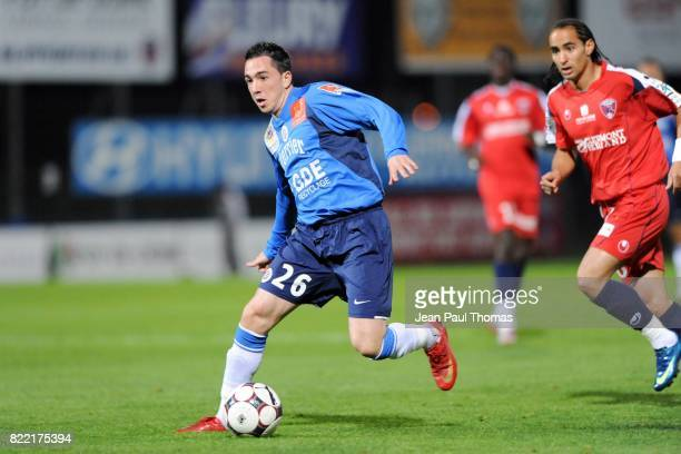 Jean Philippe SABO Clermont / Montpellier 12eme journee de Ligue 2