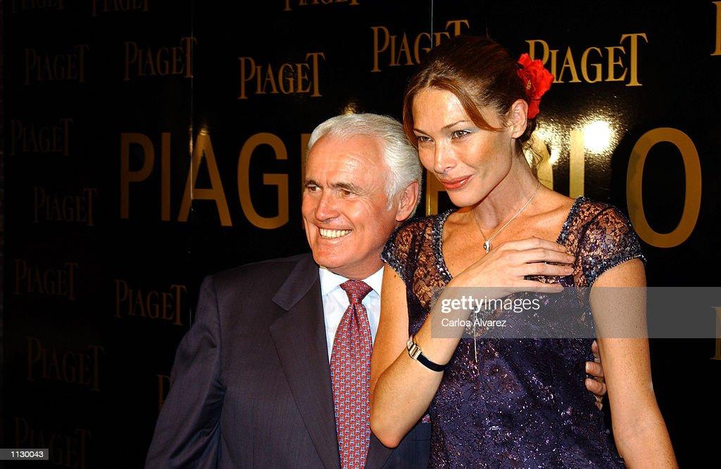 Party Celebrates New Piaget Watch : News Photo
