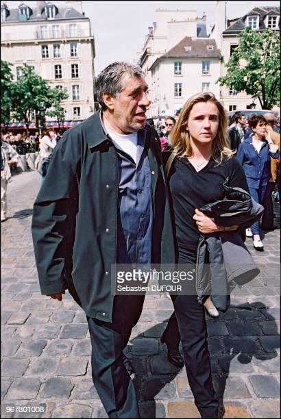 Jean Pierre Castaldi and wife