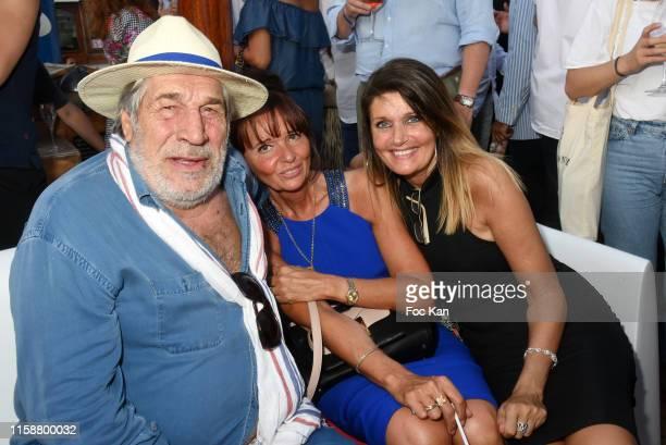 Jean Pierre Castaldi attensd Petanque Gastronomique 2019 hosted by Daniel Lauclair at Paris Yacht Marina on June 27 2019 in Paris France