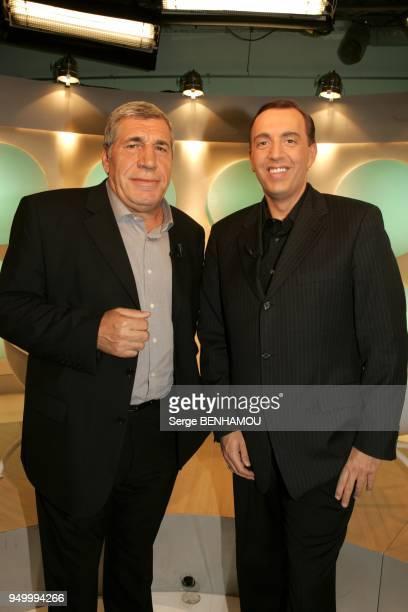 Jean Pierre Castaldi et Jean Marc Morandini