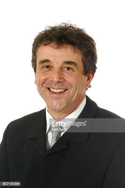 Jean Pierre DARTEVELLE President de la Ligue de Tennis de Franche Comte 2008