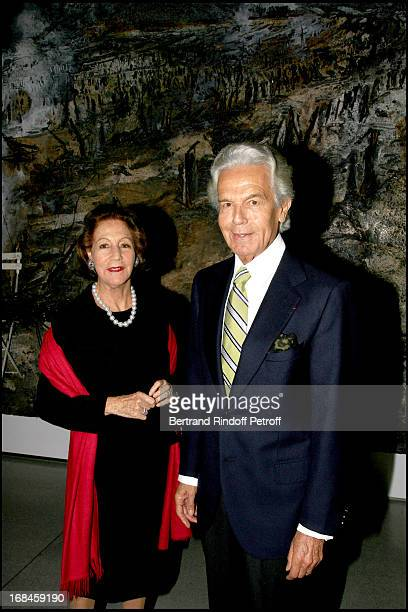 Jean Pierre Marcie Riviere and his wife Yvon Lambert and Thaddaeus Ropac galeries united together to represent the new exhibition of the Artist...