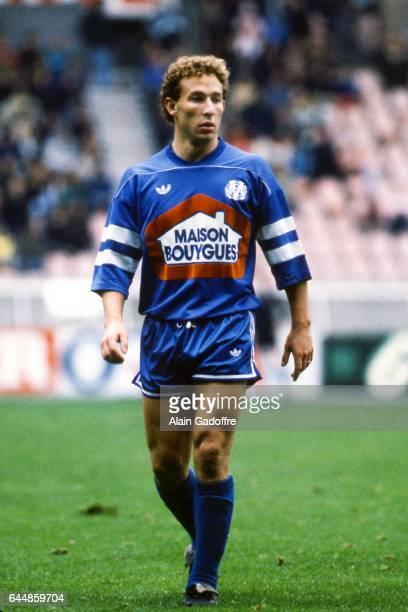 Jean Pierre Papin Paris Saint Germain / Marseille Division 1 Photo Alain Gadoffre / Icon Sport