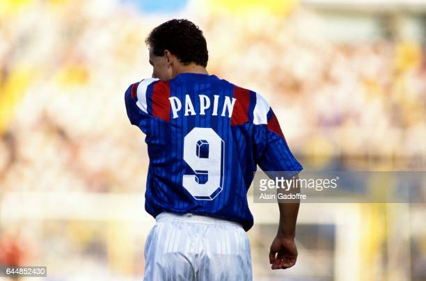Jean Pierre PAPIN Suede / France Championnats d'Europe 1992 Photo Alain Gadoffre / Icon Sport