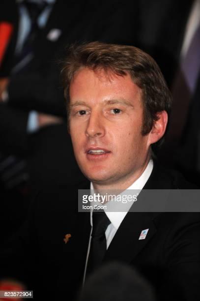 Jean Pierre VIDAL - - Fondation du groupement d'interet public - Nomination de Charles Beigbeder comme president du Comite de candidature d'Annecy...