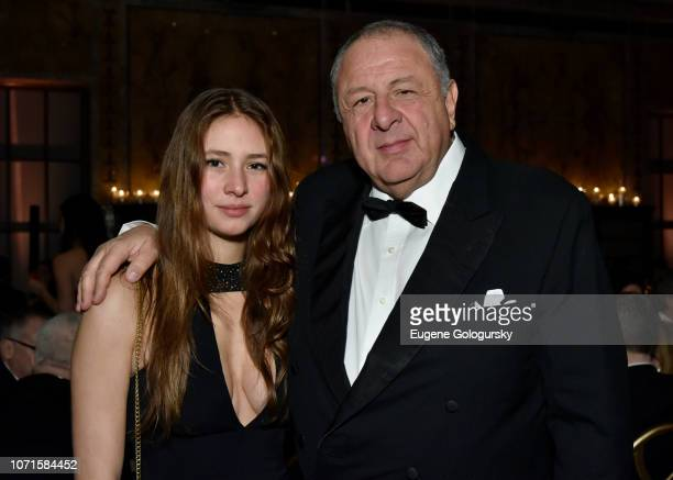 Jean Pigozzi attends the Third Annual Berggruen Prize Gala at the New York Public Library on December 10 2018 in New York City