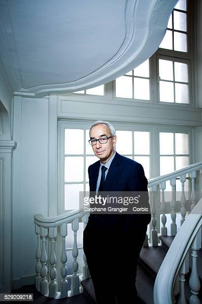 Jean PisaniFerry Economist photographed in Paris