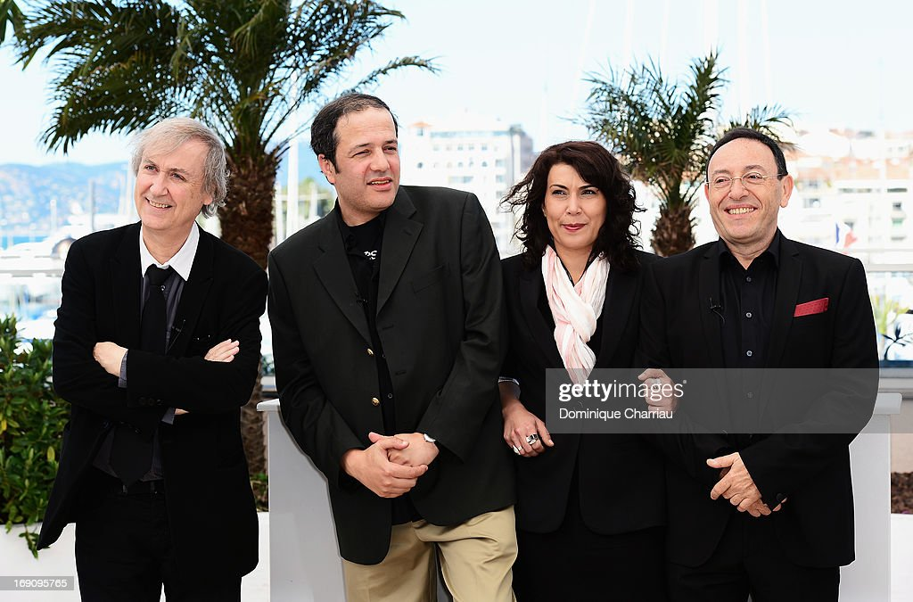 'Cartooning For Peace' Photocall - The 66th Annual Cannes Film Festival