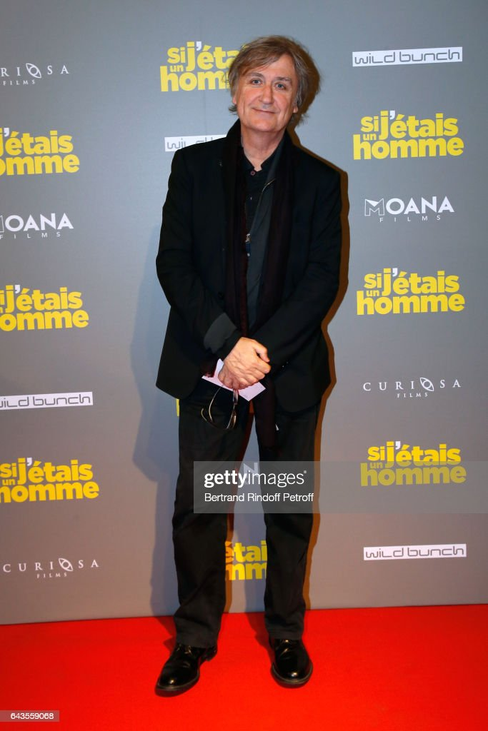 """Si J'Etais Un Homme"" : Paris Premiere At Cinema Gaumont Opera"