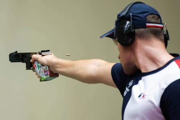 JPN: Shooting - Tokyo 2020 Olympics - Day 10