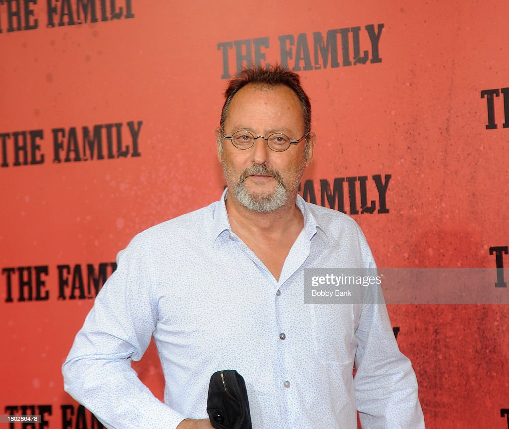 'The Family' World Premiere : News Photo