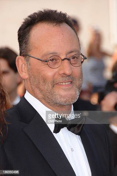 Jean Reno during Cannes Film Festival 'Da Vinci Code' gala at Palais des Festivals Cannes in Cannes France