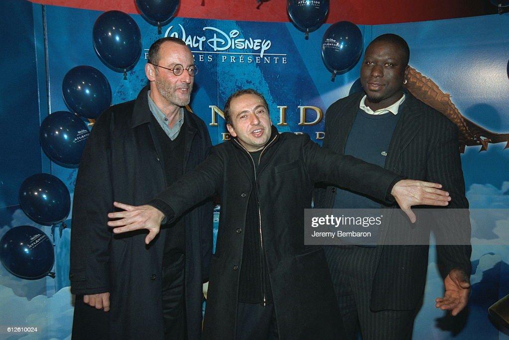 Atlantide, l'Empire Perdu [Walt Disney - 2001] - Page 7 Jean-reno-patrick-timsit-et-mouss-diouf-qui-ont-doubl-les-voix-des-picture-id612610024