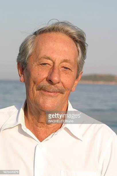 Jean Rochefort In Greece Portrait de Jean ROCHEFORT consultant pour France Télévision et commentateur des épreuves équestres pour les Jeux olympiques...